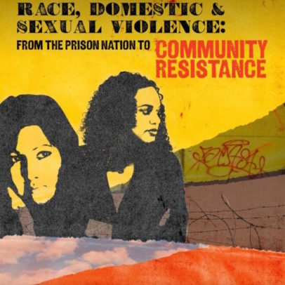 Symposium Info – Race, Domestic and Sexual Violence: From the Prison Nation to Community Resistance