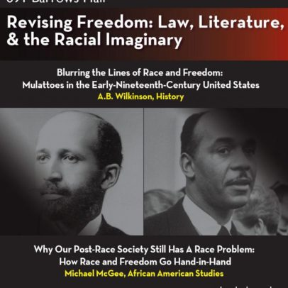 Revising Freedom: Law, Literature, & the Racial Imaginary