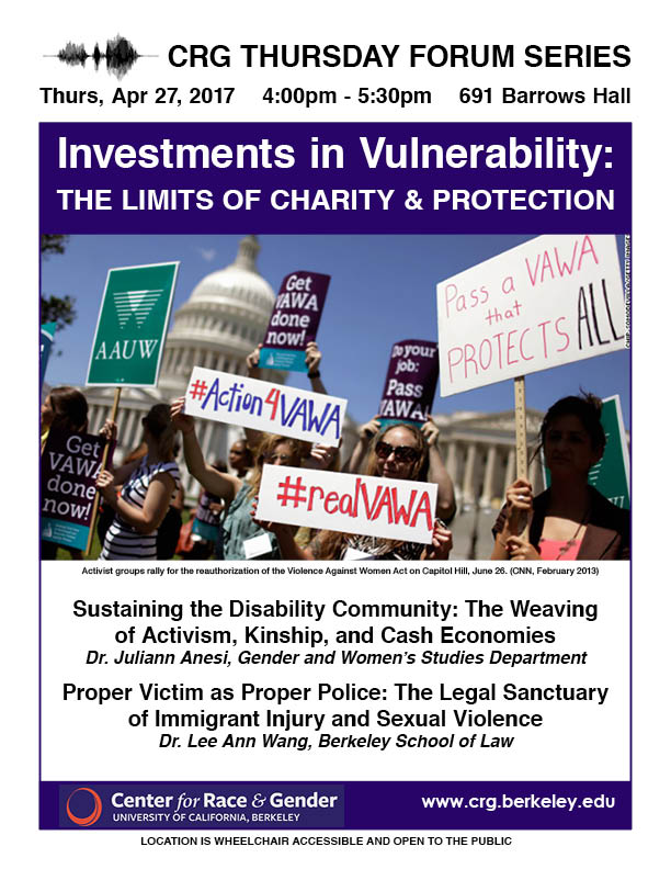 Investments in Vulnerability: The Limits of Charity & Protection