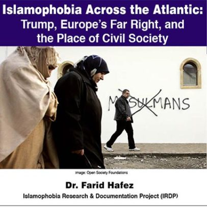 Islamophobia Across the Atlantic: Trump, Europe's Far Right, and the Place of Civil Society