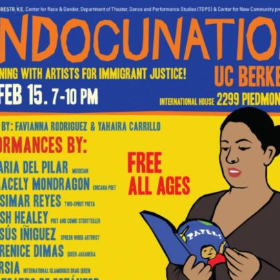 UndocuNation! Event Info and Media